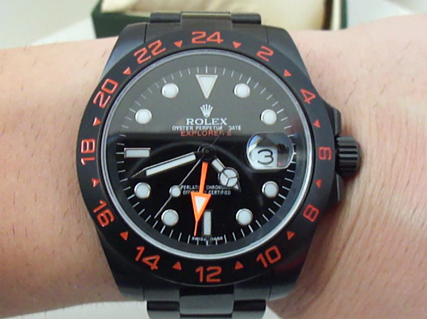 Rolex-Explorer-Pro-Hunter-SuizosReplicas